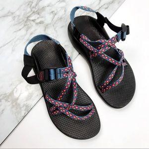 Chaco | ZX1 Unaweep Burst Blue Sandals